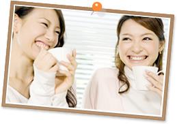 理由1 仕事と生活のバランスを考え、長く幸せに働ける転職が出来る。のイメージ