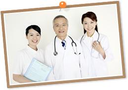 理由2 薬剤師・医療業界に特化し、業界に精通している。 のイメージ